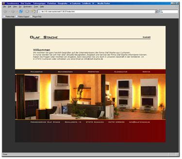 Screenshot - Fernsehservice Olaf Stache
