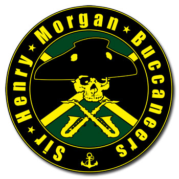 Logodesign Ska Band Seeräuber Buccaneers