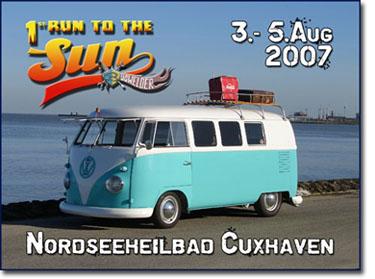 Fotografie VW Bus Cuxhaven