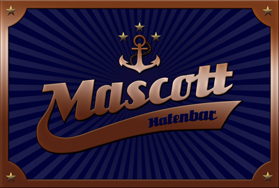Logodesign für Hafenbar in Cuxhaven
