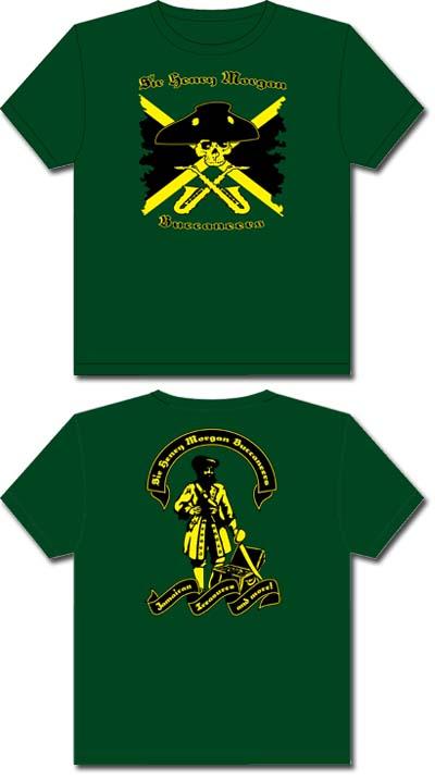 T-Shirt Design Logo Ska Band