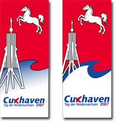 Logo Design Wettbewerb Cuxhaven