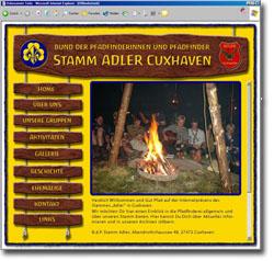 Webdisign Jimdo HTML Cuxhaven