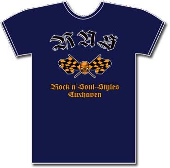 T-Shirt Design Cuxhaven